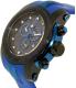 Invicta Men's Pro Diver 18028SYB Blue Silicone Quartz Watch - Side Image Swatch