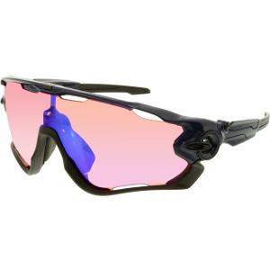 Oakley Men's Jawbreaker OO9290-04 Blue Shield Sunglasses