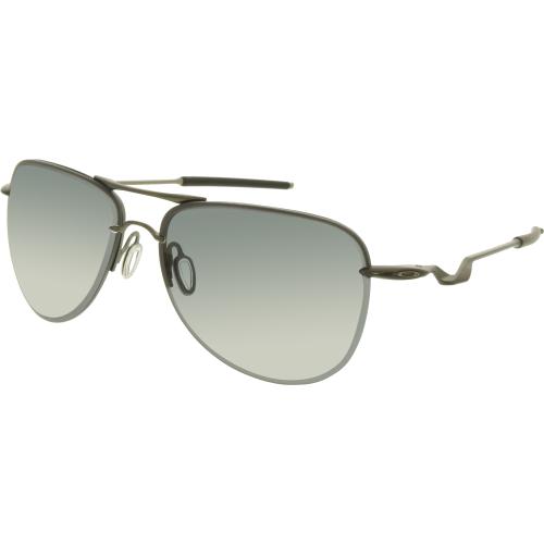 fa0916f0e3aa4 ... UPC 888392084323 product image for Oakley Men s Polarized Tailpin OO4086 -05 Gunmetal Aviator Sunglasses