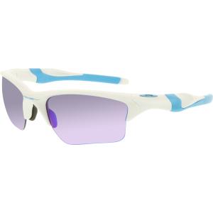 Oakley Men's Polarized Fingerprint OO9154-54 White Rectangle Sunglasses