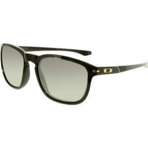 Oakley Men's Polarized Shaun White OO9223-05 Black Square Sunglasses