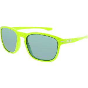 Oakley Men's Fingerprint OO9223-25 Green Square Sunglasses