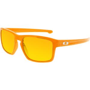 Oakley Men's Mirrored Fingerprint OO9262-16 Orange Square Sunglasses
