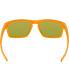 Oakley Men's Mirrored Fingerprint OO9262-16 Orange Square Sunglasses - Back Image Swatch
