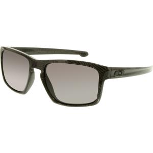 Oakley Men's Fingerprint OO9262-19 Black Square Sunglasses