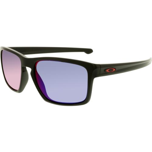 843a2792e742 UPC 888392116253 product image for Oakley Men s Silver OO9262-20 Black  Square Sunglasses