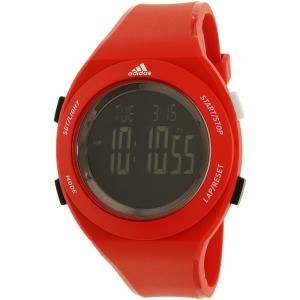 Adidas Men's ADP3209 Red Rubber Quartz Watch