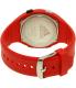 Adidas Men's ADP3209 Red Rubber Quartz Watch - Back Image Swatch