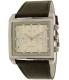Armani Exchange Men's AX2224 Silver Leather Quartz Watch - Main Image Swatch