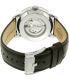 Fossil Men's Townsman ME3104 Silver Leather Automatic Watch - Back Image Swatch