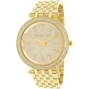 Michael Kors Women's Darci MK3438 Gold Stainless-Steel Quartz Watch