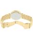 Michael Kors Women's Darci MK3438 Gold Stainless-Steel Quartz Watch - Back Image Swatch