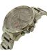 Michael Kors Men's Brecken MK8465 Gunmetal Stainless-Steel Quartz Watch - Side Image Swatch