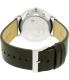 Skagen Men's Hagen SKW6241 Silver Leather Quartz Watch - Back Image Swatch