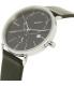 Skagen Men's Hagen SKW6241 Silver Leather Quartz Watch - Side Image Swatch