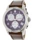 Victorinox Swiss Army Women's 241420 Brown Leather Swiss Chronograph Watch - Main Image Swatch