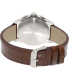 Victorinox Swiss Army Women's 241420 Brown Leather Swiss Chronograph Watch - Back Image Swatch