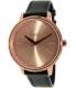 Nixon Women's Kensington A1082160 Rose Gold Leather Quartz Watch - Main Image Swatch