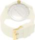 Lacoste Men's 2010819 White Silicone Analog Quartz Watch - Back Image Swatch