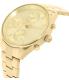 Lacoste Women's Philadelphia 2000866 Gold Stainless-Steel Analog Quartz Watch - Side Image Swatch