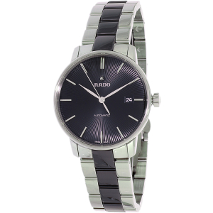 Rado Women's Coupole Classic R22860152 Silver Stainless-Steel Swiss Quartz Watch