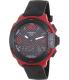 Tissot Men's T-Race T081.420.97.207.00 Red Silicone Swiss Quartz Watch - Main Image Swatch