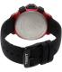 Tissot Men's T-Race T081.420.97.207.00 Red Silicone Swiss Quartz Watch - Back Image Swatch