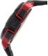 Tissot Men's T-Race T081.420.97.207.00 Red Silicone Swiss Quartz Watch - Side Image Swatch