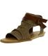 Open Box Blowfish Women's Balla Canvas Sandals - 7M - Main Image Swatch