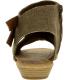 Open Box Blowfish Women's Balla Canvas Sandals - 7M - Back Image Swatch