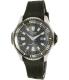 Citizen Men's Eco-Drive BN0085-01E Black Rubber Eco-Drive Watch - Main Image Swatch