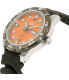 Seiko Men's Automatic SRP675K Black Rubber Automatic Watch - Side Image Swatch