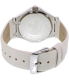 Invicta Women's Wildflower 21755 Silver Leather Swiss Quartz Watch - Back Image Swatch