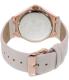 Invicta Women's Wildflower 21757 Rose Gold Leather Swiss Quartz Watch - Back Image Swatch