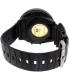 Suunto Men's Zoop SS019544000 Black Plastic Quartz Watch - Back Image Swatch