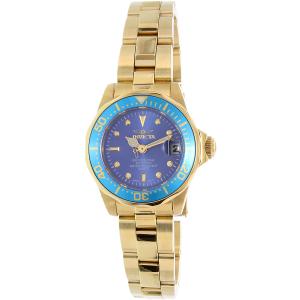 Invicta Women's Pro Diver INV-21536 Gold Stainless-Steel Swiss Quartz Watch