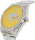 Gametime Men's Elite Iowa Hawkeyes COL-ELI-IA Silver Stainless-Steel Quartz Watch - Side Image Swatch
