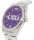 Gametime Men's Elite LSU Tigers COL-ELI-LSU Silver Stainless-Steel Quartz Watch - Side Image Swatch