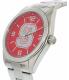 Gametime Men's Elite North Carolina State Wolfpack COL-ELI-NCS Silver Stainless-Steel Quartz Watch - Side Image Swatch