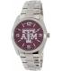 Gametime Men's Elite Texas A&M Aggies COL-ELI-TXA Silver Stainless-Steel Quartz Watch - Main Image Swatch