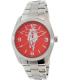 Gametime Men's Elite Texas Tech Red Raiders COL-ELI-TXT Silver Stainless-Steel Quartz Watch - Main Image Swatch