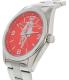 Gametime Men's Elite Texas Tech Red Raiders COL-ELI-TXT Silver Stainless-Steel Quartz Watch - Side Image Swatch