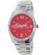 Gametime Men's Elite Atlanta Braves MLB-ELI-ATL Silver Stainless-Steel Quartz Watch - Main Image Swatch