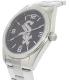 Gametime Men's Elite Chicago White Sox MLB-ELI-CWS Silver Stainless-Steel Quartz Watch - Side Image Swatch
