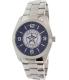 Gametime Men's Elite Houston Astros MLB-ELI-HOU Silver Stainless-Steel Quartz Watch - Main Image Swatch