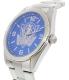 Gametime Men's Elite Dallas Mavericks NBA-ELI-DAL Silver Stainless-Steel Quartz Watch - Side Image Swatch