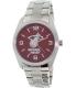 Gametime Men's Elite Miami Heat NBA-ELI-MIA Silver Stainless-Steel Quartz Watch - Main Image Swatch
