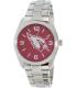 Gametime Men's Elite Arizona Cardinals NFL-ELI-ARI Silver Stainless-Steel Quartz Watch - Main Image Swatch