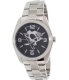 Gametime Men's Elite Pittsburgh Penguins NHL-ELI-PIT Silver Stainless-Steel Quartz Watch - Main Image Swatch