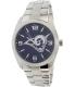 Gametime Men's Elite St. Louis Rams NFL-ELI-LA Silver Stainless-Steel Quartz Watch - Main Image Swatch